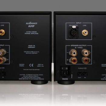 AMP pair rear view
