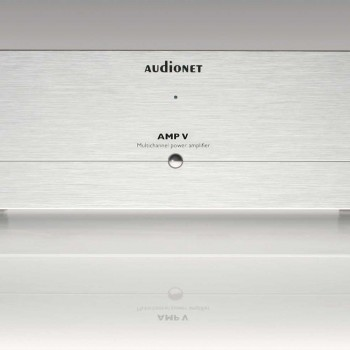 AMP V front view