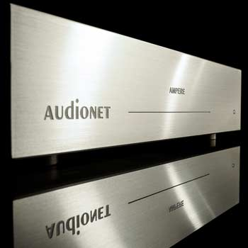 Audionet AMPERE side view