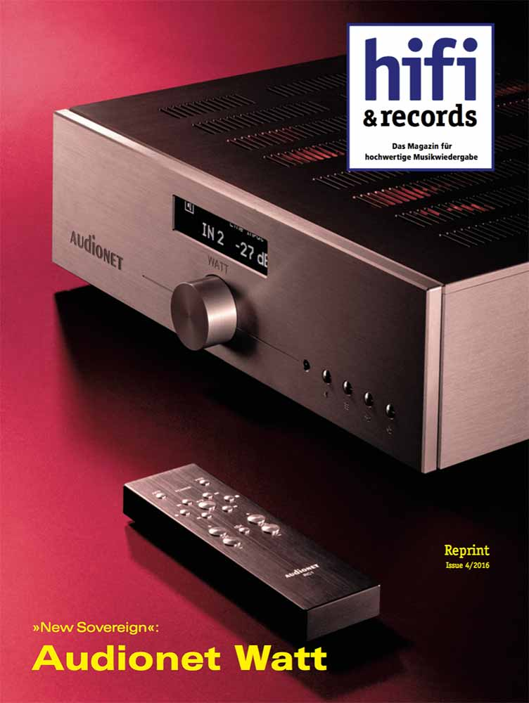 hifi&records Test WATT english