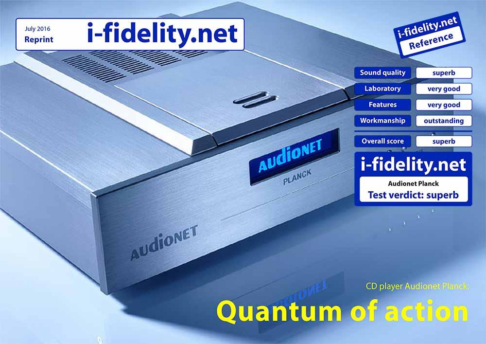 i-fidelity Test PLANCK english