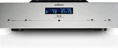 Audionet - Sources - VIP G3 & ART G3